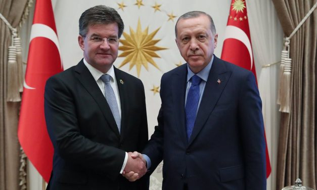 PRESS RELEASE: Assembly President meets Turkish officials and addresses ambassadors in Ankara