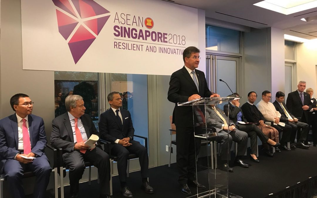 ASEAN Day Reception