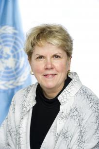 Jane Holl Lute of the United States, Special Coordinator on improving the United Nations response to sexual exploitation and abuse