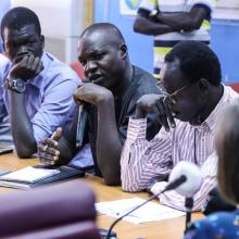 Victims' Rights Advocate visit to South Sudan
