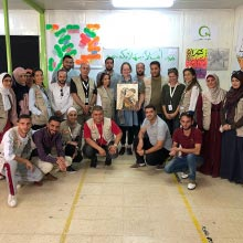 Victims' Rights Advocate Jane Connorsvisits Jordan