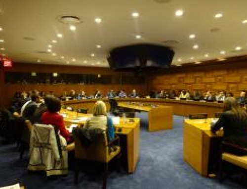 Event on « Enhancing Access to Legal Aid in Criminal Justice Systems » on Thursday, 13 November 2014