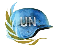 Department of Peacekeeping Operations Logo