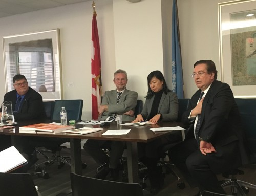 Group of Friends of Corrections Develops Action Plan to Promote Corrections in Peace Operations