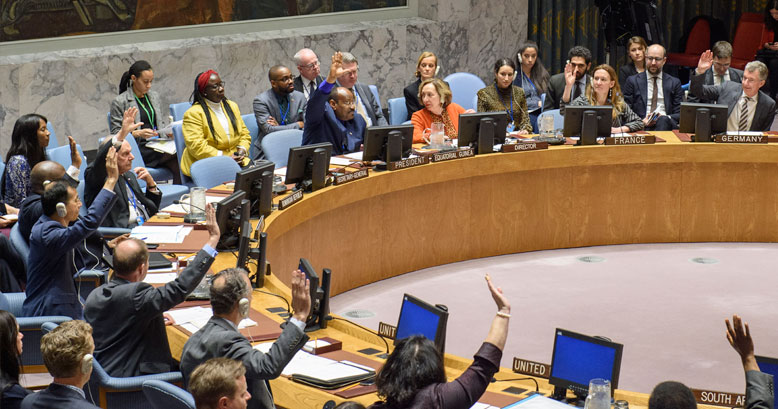 Security Council extends Mandate of Sudan Panel of Experts.