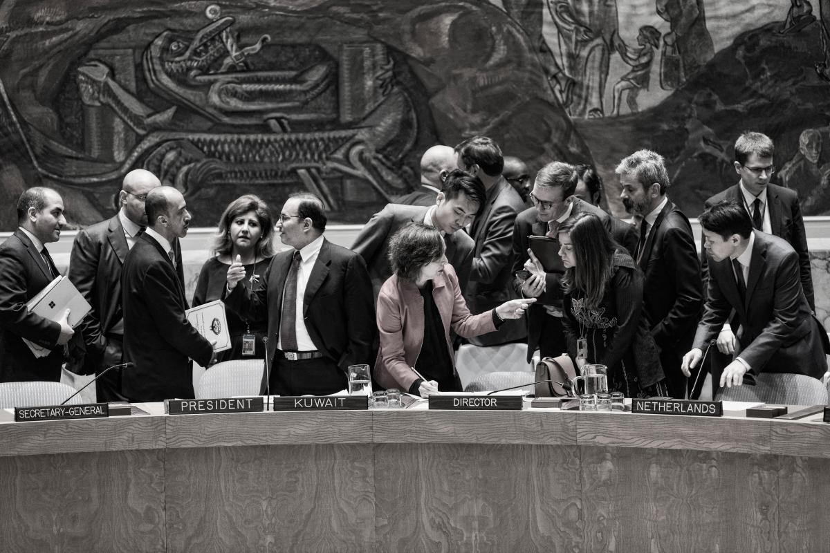 Security Council Resolutions