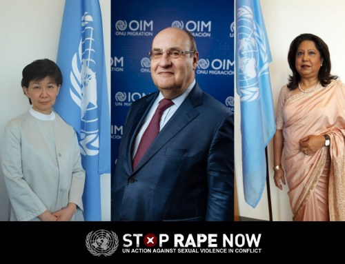IOM and UNODA join UN Action