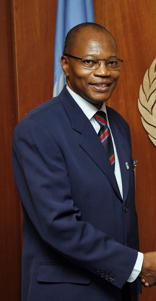 Mohamed  Ibn Chambas Special Representative of the Secretary-General and Head of the United Nations Office for West Africa and the Sahel