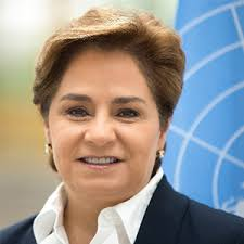 Patricia  Espinosa Executive Secretary of the Secretariat of the United Nations Framework Convention on Climate Change