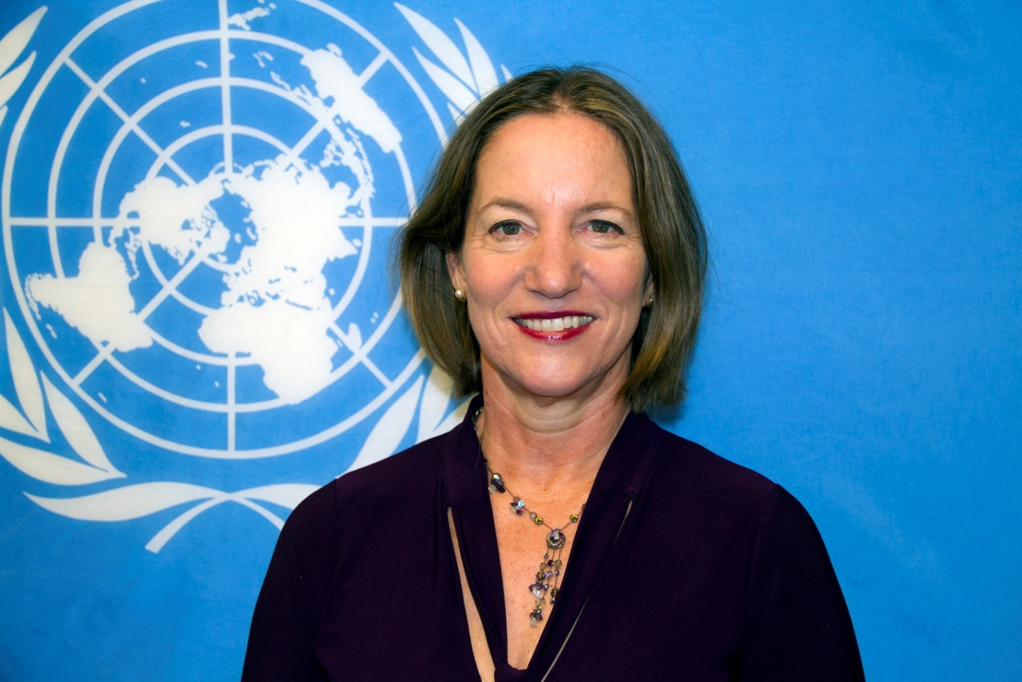 Lisa  Filipetto Cheffe du Bureau d'appui des Nations Unies en Somalie