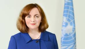 Natalia  Gherman Special Representative of the Secretary-General for Central Asia and Head of the United Nations Regional Centre for Preventive Diplomacy for Central Asia