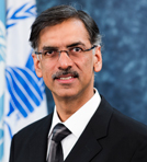 Manoj  Juneja Assistant Secretary-General, Assistant Executive Director, Chief Financial Officer (Resource Management and Accountability)