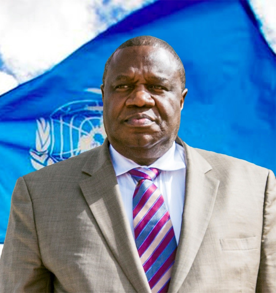 Jeremiah Kingsley Mamabolo Joint Special Representative and Head of the African Union-United Nations Hybrid Operation in Darfur