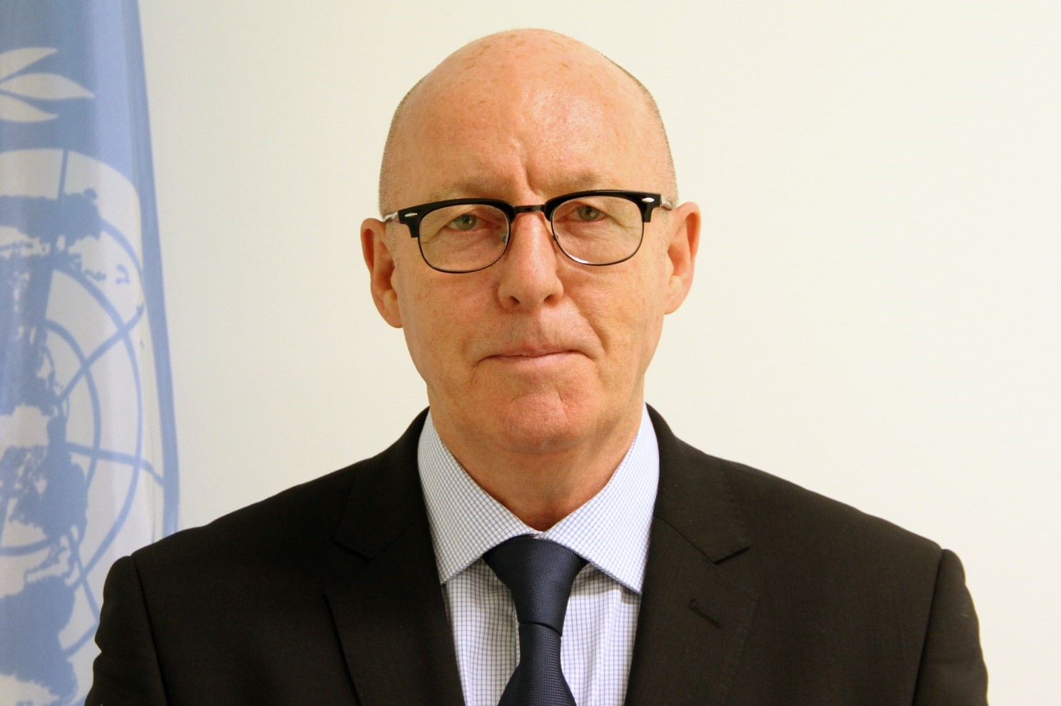 Jamie  McGoldrick Deputy Special Coordinator for the Middle East Peace Process, United Nations Resident and Humanitarian Coordinator