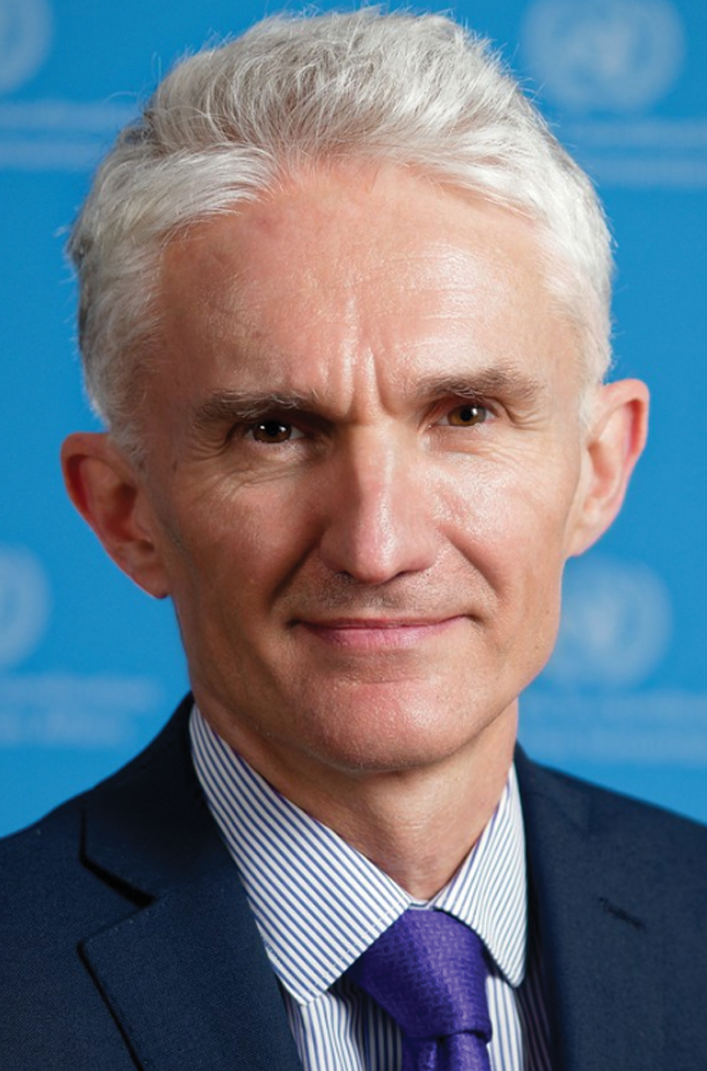 Mark   Lowcock Under-Secretary-General for Humanitarian Affairs and Emergency Relief Coordinator