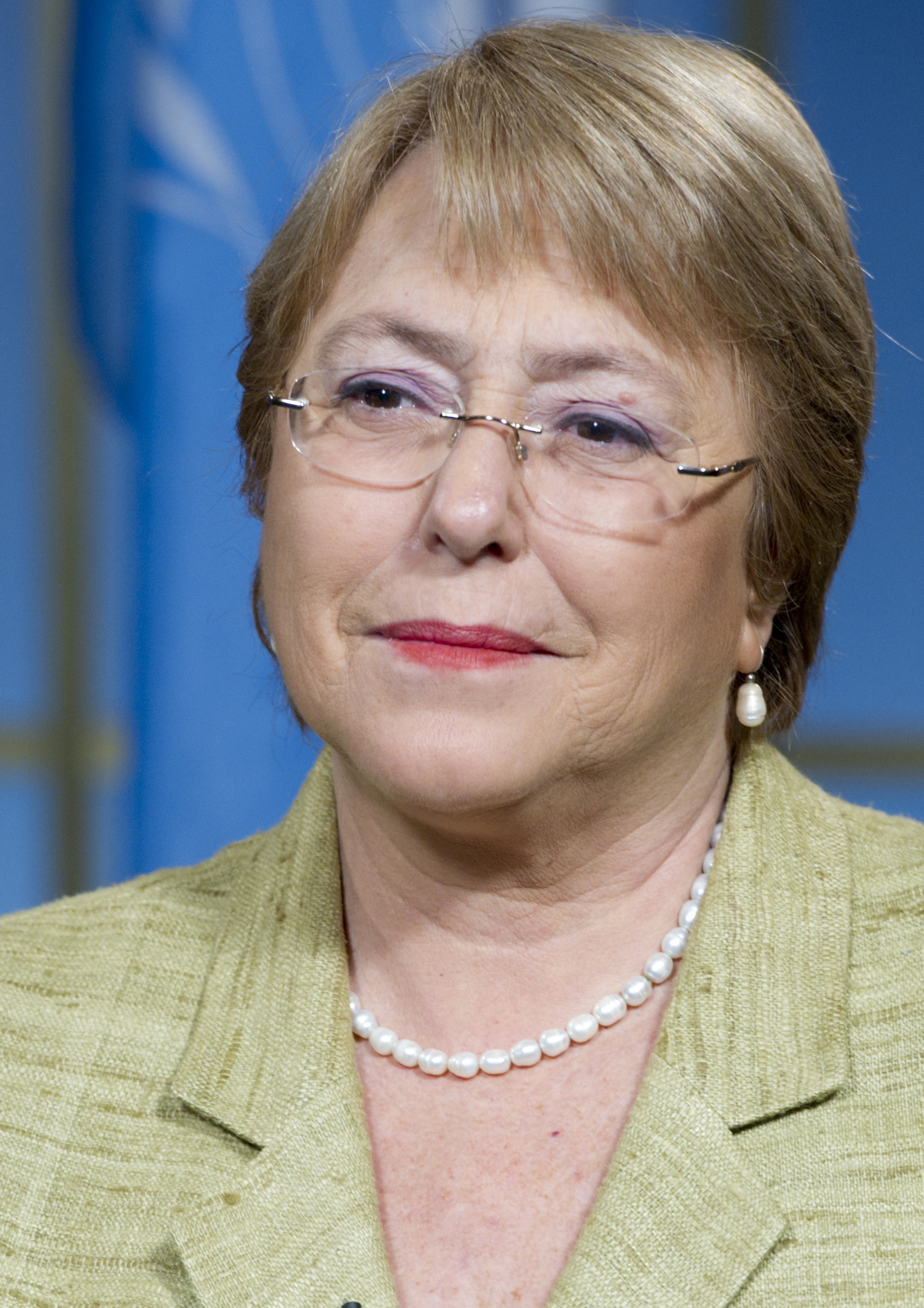 Verónica Michelle Bachelet Jeria High Commissioner for Human Rights