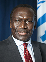 George  Okoth-Obbo Assistant Secretary-General, Assistant High Commissioner for Refugees (Operations)