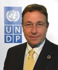Achim  Steiner Administrator of the United Nations Development Programme