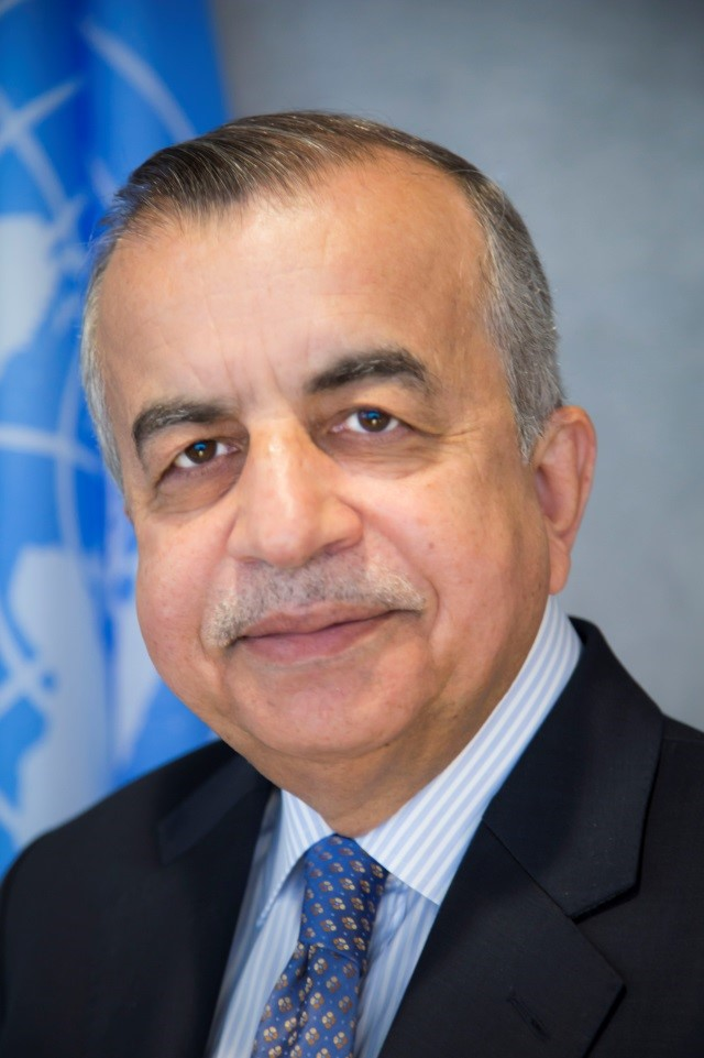 Zahir  Tanin Special Representative of the Secretary-General and Head of the United Nations Interim Administration Mission in Kosovo