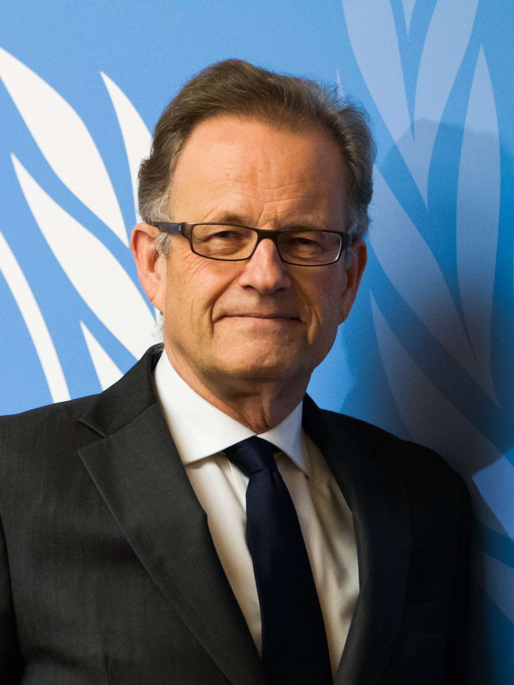 Michael  Møller Director-General of United Nations Office at Geneva (UNOG)