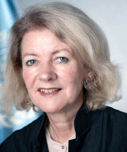 Alison   Smale Under-Secretary-General for Global Communications