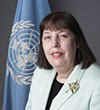 Virginia  Gamba de Potgieter Special Representative of the Secretary-General for Children and Armed Conflict