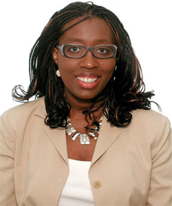 Vera  Songwe Executive Secretary of the United Nations Economic Commission for Africa
