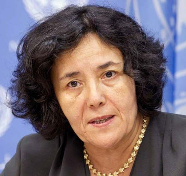 Leila  Zerrougui Special Representative of the Secretary-General and Head of the United Nations Stabilization Mission in Democratic Republic of the Congo