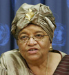 H.E. Ms. Ellen Johnson Sirleaf