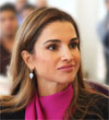 H.M. Queen Rania of Jordan