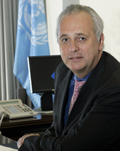 Mark Malloch Brown former Deputy Secretary-General