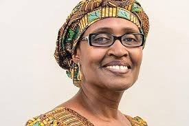 Winifred Karagwa  Byanyima Executive Director of the Joint United Nations Programme on HIV/AIDS (UNAIDS)
