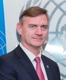 Patrick  Carey Acting Assistant Secretary-General for Information and Communications Technology