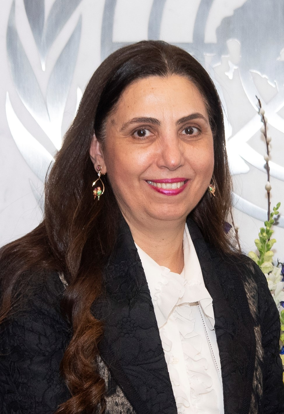 Rola A. A. H. Dashti Executive Secretary of the Economic and Social Commission for Western Asia
