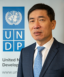Haoliang  Xu Assistant Secretary-General, Assistant Administrator and Director of the Bureau for Policy and Programme Support (RBPPS)