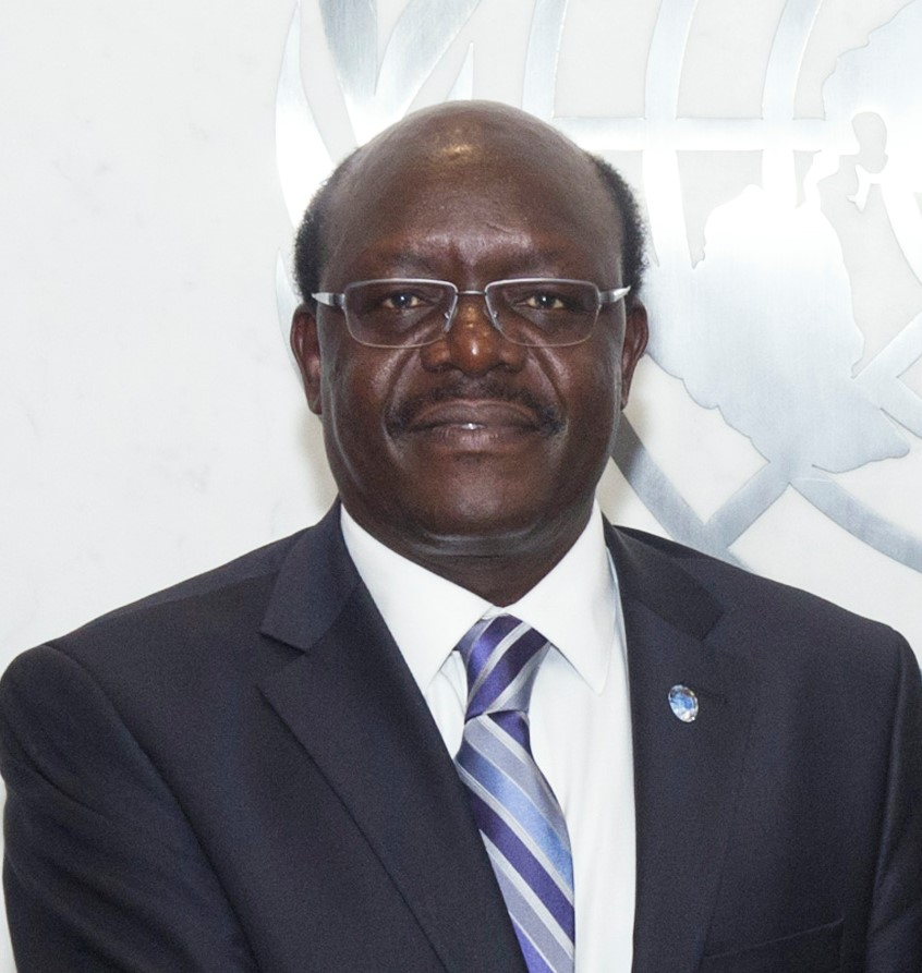 Mukhisa  Kituyi Secretary-General of the United Nations Conference on Trade and Development