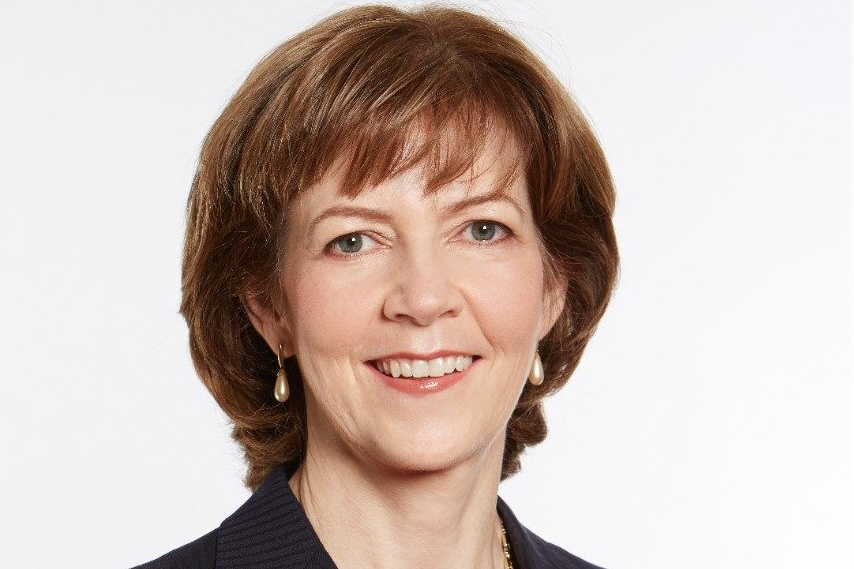 Rosemarie  McClean Chief Executive of Pension Administration