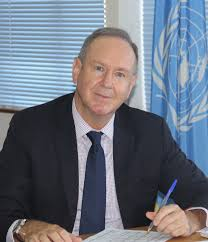 David William McLachlan-Karr Deputy Special Representative of the Secretary-General, Resident and Humanitarian Coordinator
