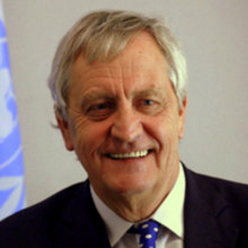 Nicholas Roland Leybourne Haysom Special Representative of the Secretary-General for South Sudan and Head of the United Nations Mission in South Sudan