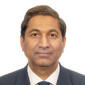 Sudhir  Rajkumar Representative of the Secretary-General for the investment of the assets of the United Nations Joint Staff Pension Fund