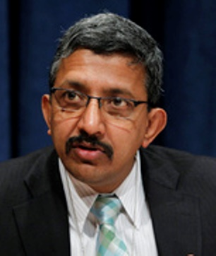 Chandramouli  Ramanathan Controller, Assistant Secretary-General for Programme Planning, Finance and Budget