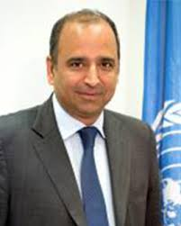 Imran   Riza Resident Coordinator for Syria