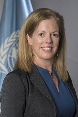 Stephanie T. Williams Acting Special Representative of the Secretary-General and Deputy Special Representative of the Secretary-General (Political)