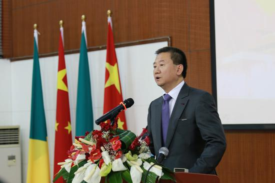 Huang Xia Special Envoy | United Nations Secretary-General