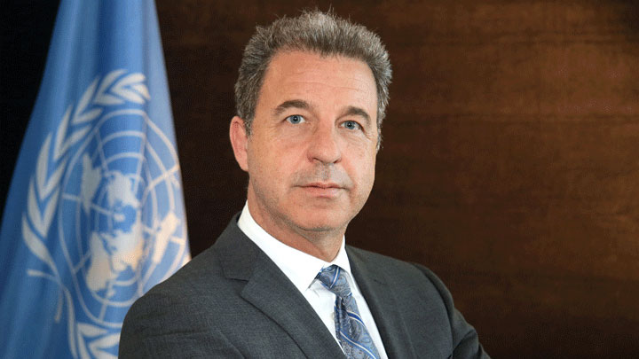 Serge  Brammertz Prosecutor of the International Residual Mechanism for Criminal Tribunals