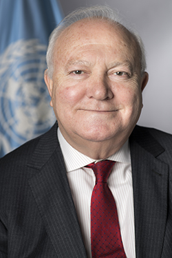 Miguel Ángel  Moratinos Cuyaubé High Representative for the Alliance of Civilizations