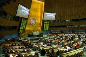 General Assembly considers reports of the Fifth Committee