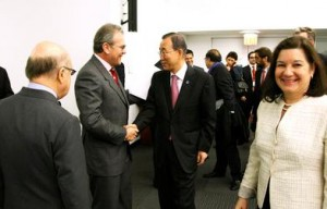 Secretary-General and G77 hold an interactive session