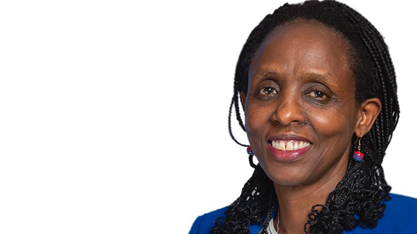 Dr. Agnes Kalibata, UN Secretary-General's Special Envoy to the 2021 Food Systems Summit