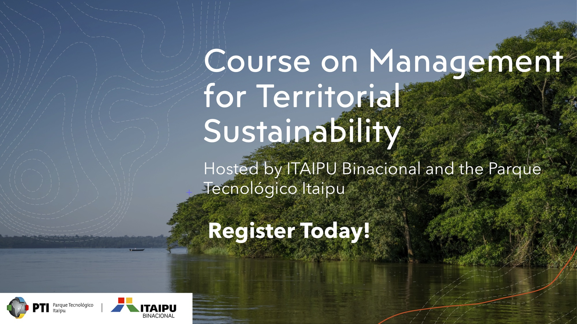 Course on Management for Territorial Sustainability